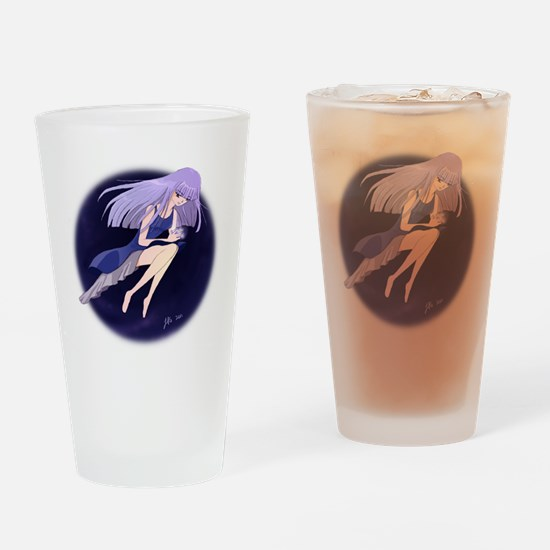 Light in Abyss Drinking Glass
