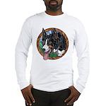 Fawn's Tri Long Sleeve T-Shirt