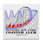 WNYCC Tile Coaster