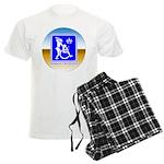 Thug Free America Men's Light Pajamas