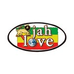 Jah Love Patches