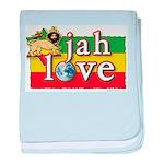 Jah Love baby blanket