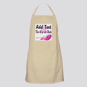 PERSONALIZED 45 YR OLD Apron