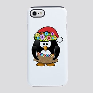 Christmas In Summer Penguin iPhone 7 Tough Case