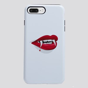 Halloween Vampire Teeth iPhone 7 Plus Tough Case