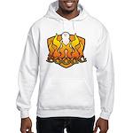 Burning Boogg Hooded Sweatshirt