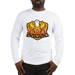 Burning Boogg Long Sleeve T-Shirt