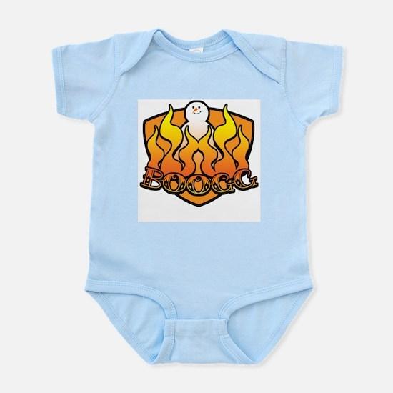 Burning Boogg Infant Creeper