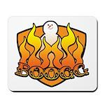 Burning Boogg Mousepad