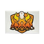 Burning Boogg Rectangle Magnet (10 pack)