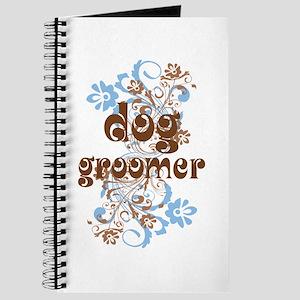 Dog Groomer Gift Journal