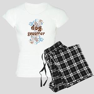 Dog Groomer Gift Women's Light Pajamas