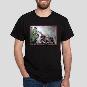 Desert Tortoise, Wildlife, Dark T-Shirt