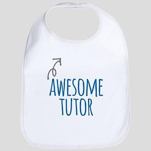Awesome tutor Baby Bib