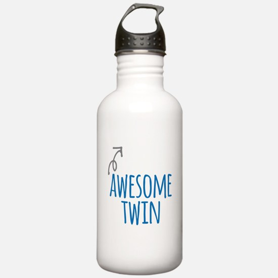 Awesome twin Water Bottle