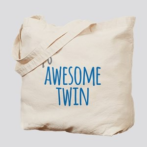 Awesome twin Tote Bag