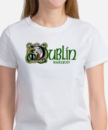 Dublin, Ireland Women's T-Shirt
