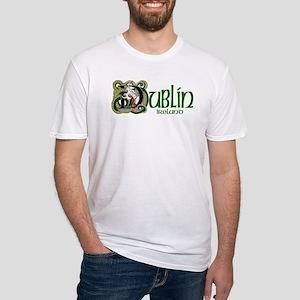 Dublin, Ireland Fitted T-Shirt
