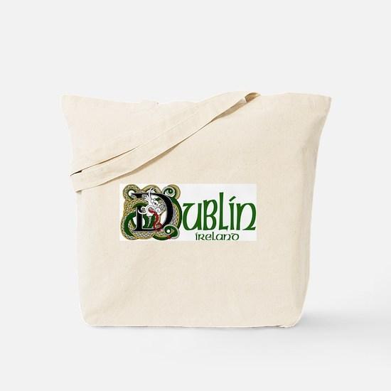 Dublin, Ireland Tote Bag