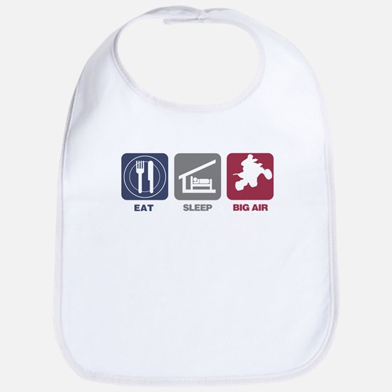 Eat Sleep Big Air - Quads Bib