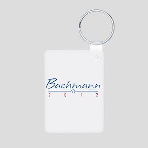 Bachmann 2010 Aluminum Photo Keychain