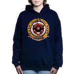 Korean War Veteran Women's Hooded Sweatshirt