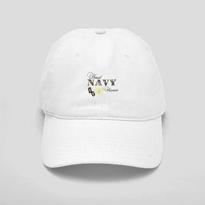 Proud Navy Fiancee Cap