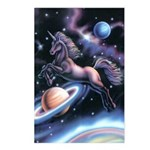 Celestial Unicorn Postcards (Package of 8)