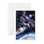 Celestial Unicorn Greeting Cards (Pk of 10)