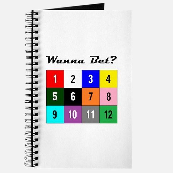 Wanna Bet? Journal