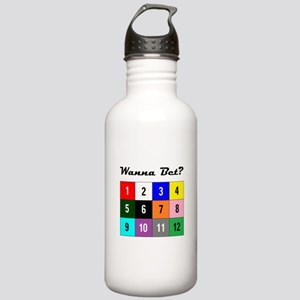 Wanna Bet? Stainless Water Bottle 1.0L