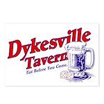 Dykesville Tavern Postcards (8)