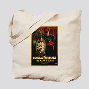 The Mark Of Zorro Tote Bag