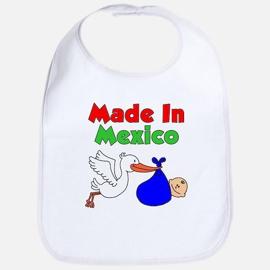 Made In Mexico (Boy) Bib