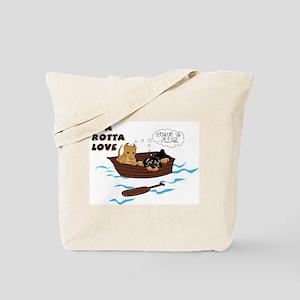 Old Logo Tote Bag