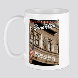Bensonhurst Fire House Mug