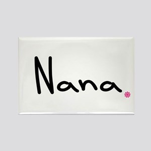 Just Nana Rectangle Magnet