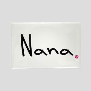 Just Nana Rectangle Magnet