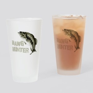 Hawg Hunter Pint Glass