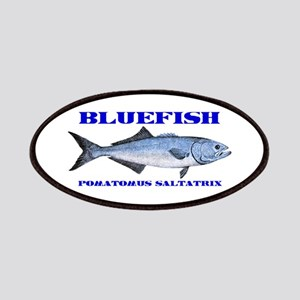 Bluefish - Potamus Saltatrix Patches
