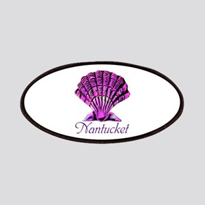 Nantucket Scallop Shell Patches