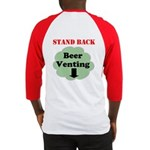 Beer Venting Baseball Jersey