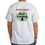 Beer Venting Light T-Shirt