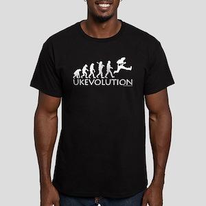 Ukevolution Men's Fitted T-Shirt (dark)