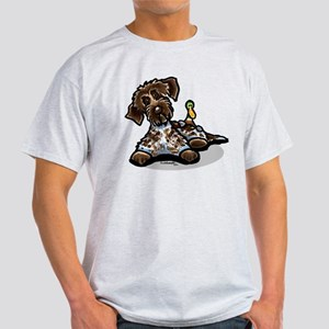 Funny Pointing Griffon Light T-Shirt