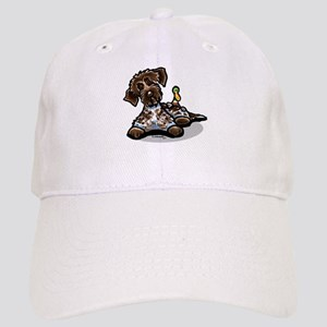 Funny Pointing Griffon Cap
