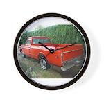 1971 Ch##y Truck Front & Rear Wall Clock