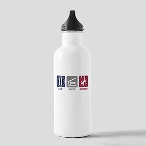 Eat Sleep Soccer - Men's 2 Stainless Water Bottle