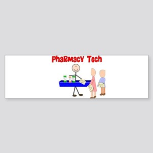 More Pharmacist Sticker (Bumper 10 pk)