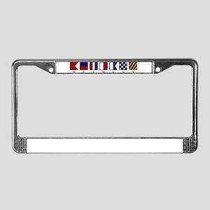 Bethany Beach License Plate Frame